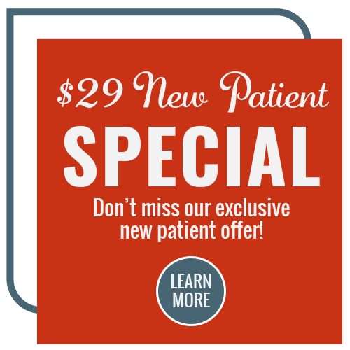 Connect Chiropractic New Patient Special
